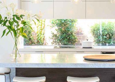 Robb St - superb kitchen views